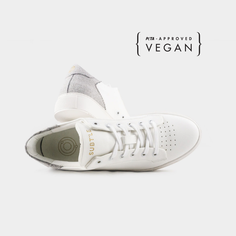 Chaussures véganes Unisexe Epsilon Linen approuvé Peta