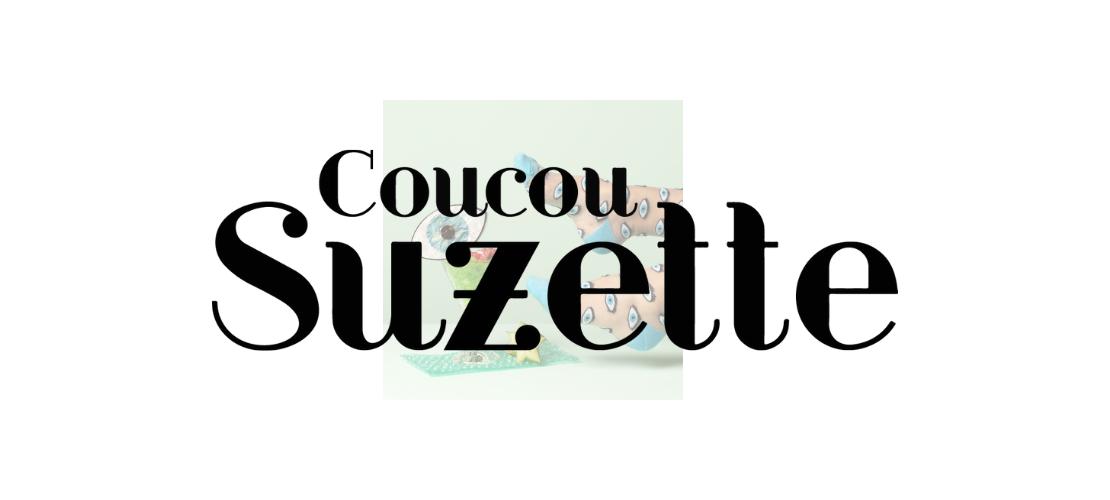 Chaussettes Coucou Suzette : des modèles fun et colorés