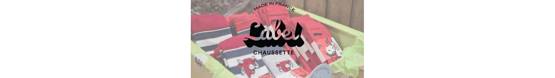 Chaussettes Label Chaussette